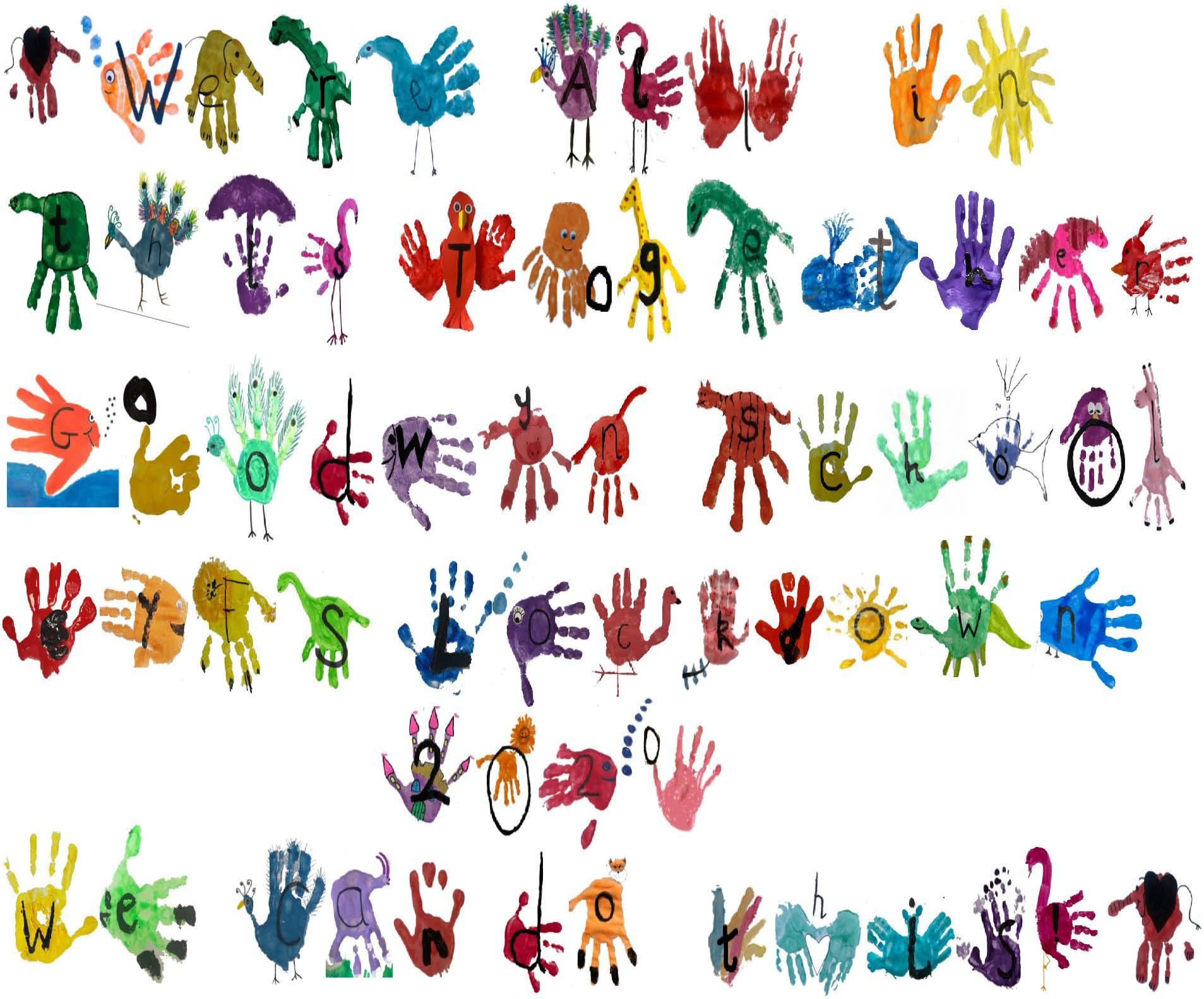 ISA EYS Handprint